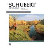Alfred Music Impromptus, Opus 142