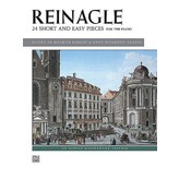 Alfred Music Reinagle - 24 Short & Easy Pieces, Opus 2