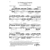 Alfred Music Ravel - Le Tombeau de Couperin