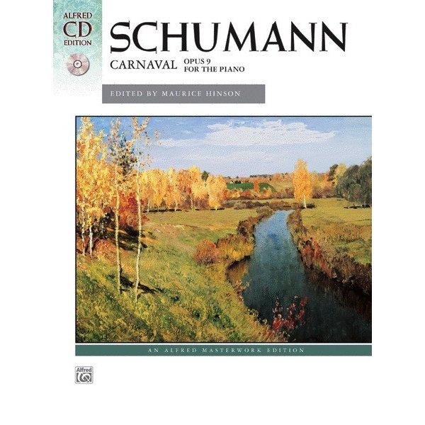 Alfred Music Schumann - Carnaval, Opus 9