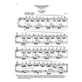 Alfred Music Schumann - Fantasiestücke, Opus 12