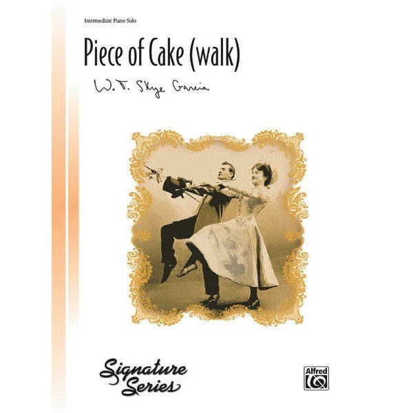 Alfred Music A Piece of Cake (walk)