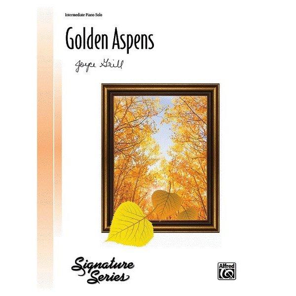 Alfred Music Golden Aspens