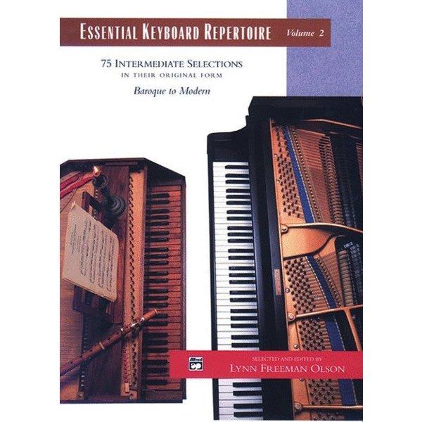 Alfred Music Essential Keyboard Repertoire, Volume 2