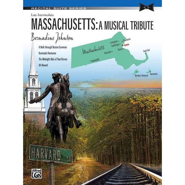 Alfred Music Massachusetts: A Musical Tribute