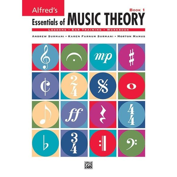 Alfred Music Alfred's Essentials of Music Theory: Book 1