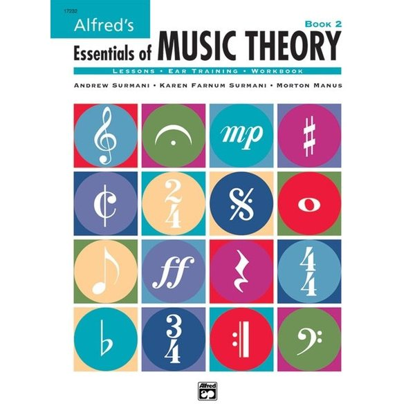 Alfred Music Alfred's Essentials of Music Theory: Book 2