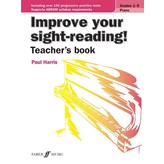 Alfred Music Improve Your Sight-Reading! Piano (Teacher's Book)
