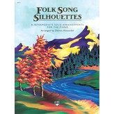 Alfred Music Folk Song Silhouettes