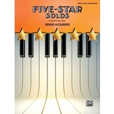 Alfred Music Five-Star Solos, Book 4