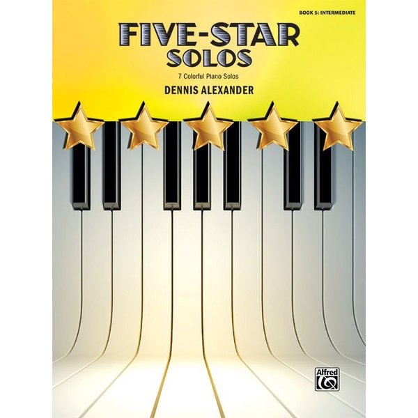 Alfred Music Five-Star Solos, Book 5