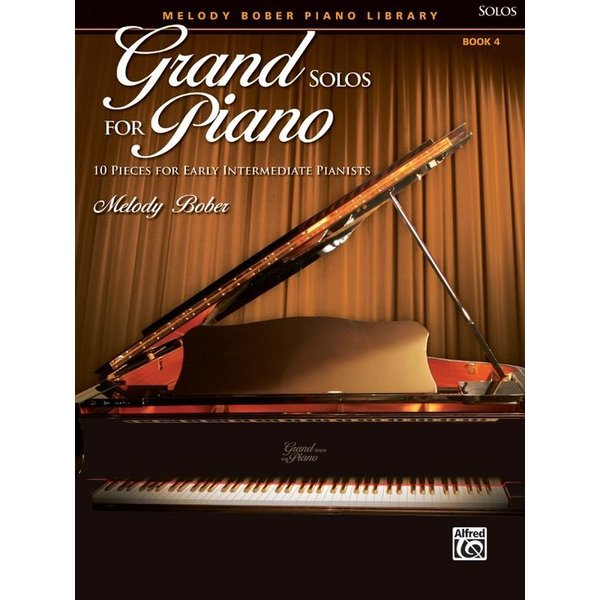Alfred Music Grand Solos for Piano, Book 4