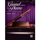 Alfred Music Grand Solos for Piano, Book 5