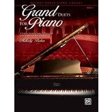 Alfred Music Grand Duets for Piano, Book 1