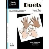 Schaum Short & Sweet: Duets Level 2