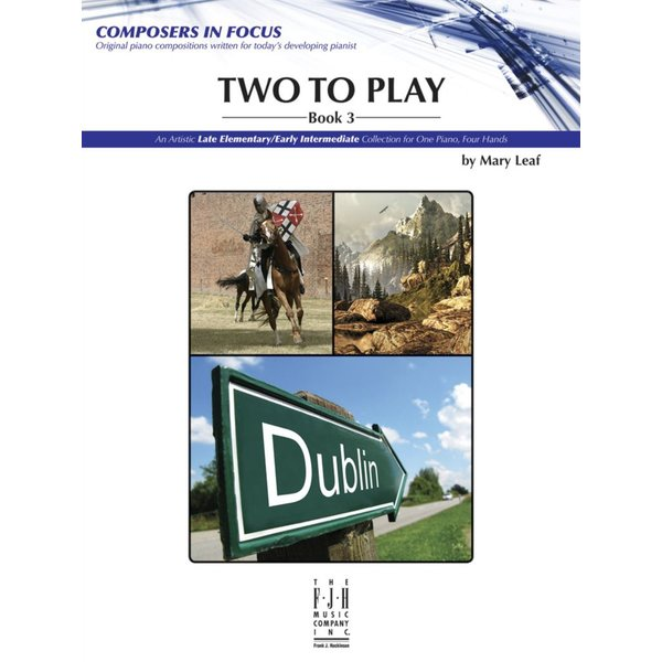 FJH Two to Play, Book 3
