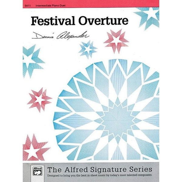 Alfred Music Festival Overture