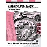 Alfred Music Concerto in C Major