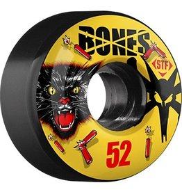 Bones BONES STF BLACK CATS 54MM BLACK