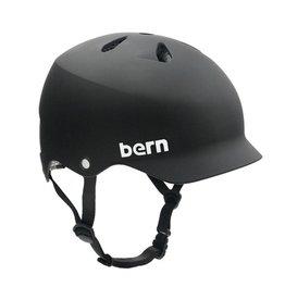 BERN MATTE BLACK WATTS THIN SHELL CPSC HELEMT BERN