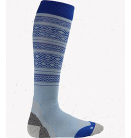 Burton Girls WOMEN'S BURTON ULTRALIGHT WOOL SOCK BLUE PEARL