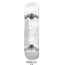 Vans BLIND WHITE OUT SS COMPLETE