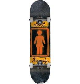 GIRL GIRL KENNEDY BA STENCIL COMPLETE-7.81