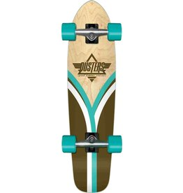 Dusters DUSTERS FLASHBACK CRUISER BLU COMPLETE-28""