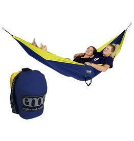 EAGLE NEST OUTFITTERS EAGLES NEST OUTFITTERS DOUBLE NEST NAVY/YELLOW