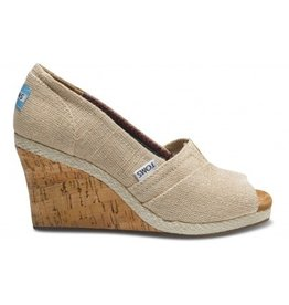 TOMS WOMENS TOMS AMERY WEDGE