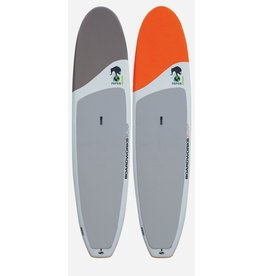 "BOARDWORKS BOARDWORKS 10'6""EPX SUPER NATURAL SUP LIGHT BROWN/LIGHT GREY"