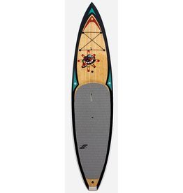"BOARDWORKS BOARDWORKS 10'6"" TEC VENEER RAVEN WOOD/BLACK/WHITE"
