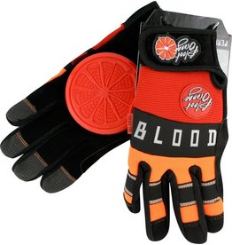 BLOOD ORANGE BLOOD ORANGE KNUCKLES SLIDE GLOVES