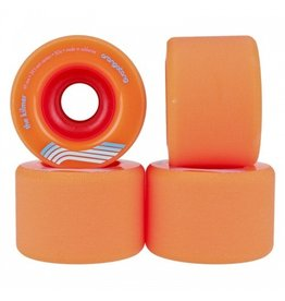 ORANGATANG ORANGATANG 69MM, 80A THE KILMER ORANGE WHEEL (SET OF 4)