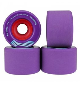 ORANGATANG ORANGATANG 69MM, 83A THE KILMER PURPLE WHEEL (SET OF 4)