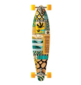 Sector Nine SECTOR 9 DISCOVERY COMPLETE, GULLWING SIDEWINDERS, TOP SHELF SLALOM 69MM 78A