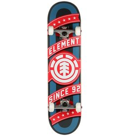 ELEMENT Skate ELEMENT WRAPPED COMPLETE- 7.75 THRIFT WOOD PPP