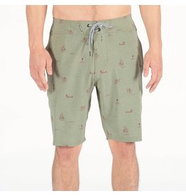Volcom Guys VOLCOM HEATHERED SHIPS BOARDSHORTS