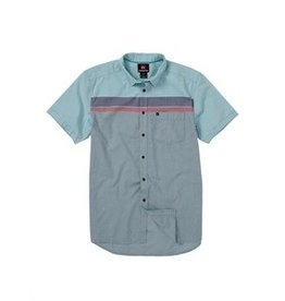QUIKSILVER QUIKSILVER PIRATE ISLAND BUTTON DOWN S/S