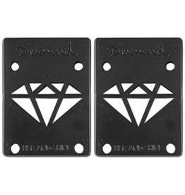 "DIAMOND DIAMOND 1/8"" RISERS"