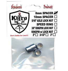 Eastern KHIRO BEARING SPACER 8mm DIAx10mmWTH