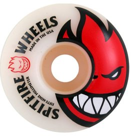 SPITFIRE SF BIGHEAD 63MM WHT W/RED