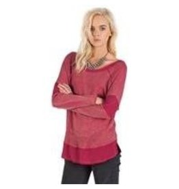 VOLCOM CHEMICAL REACTION LONG SLEEVE TOP