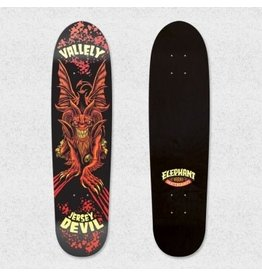 ELEPHANT RED JERSEY DECK