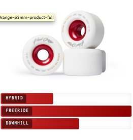 BLOOD ORANGE BLOOD ORANGE MORGAN 70MM 82A WHITE/RED