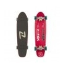 Z-FLEX Z-FLEX JAY ADAMS COMPLETE 7.25X20 CHERRY RED STAIN
