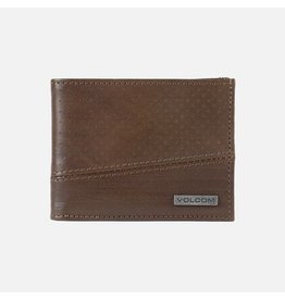 VOLCOM Volcom Dobbie Leather Wallet