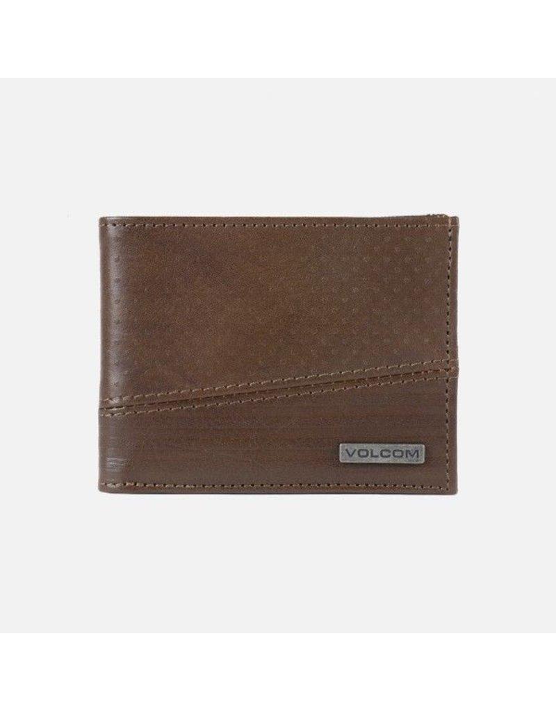 VOLCOM Volcom Dobbie Leather Wallet