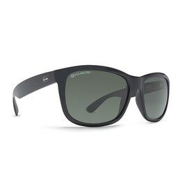 Dot Dash Poseur Sunglasses (Black/Grey Polarized)
