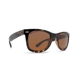 Dot Dash Plimsoul Polarized Sunglasses (Tortoise/Polarized Bronze)